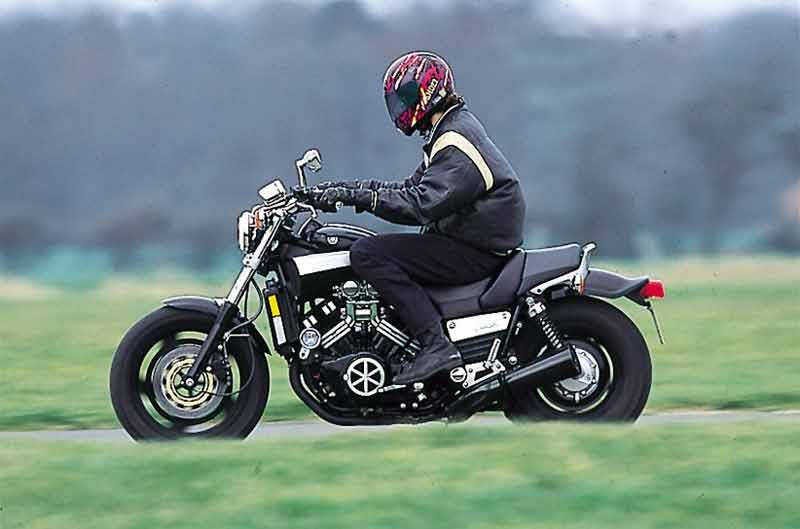 Yamaha  Vmax Review