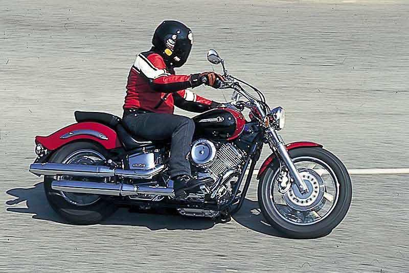 YAMAHA XVS1100 DRAGSTAR (1998-on) Motorcycle Review | MCN