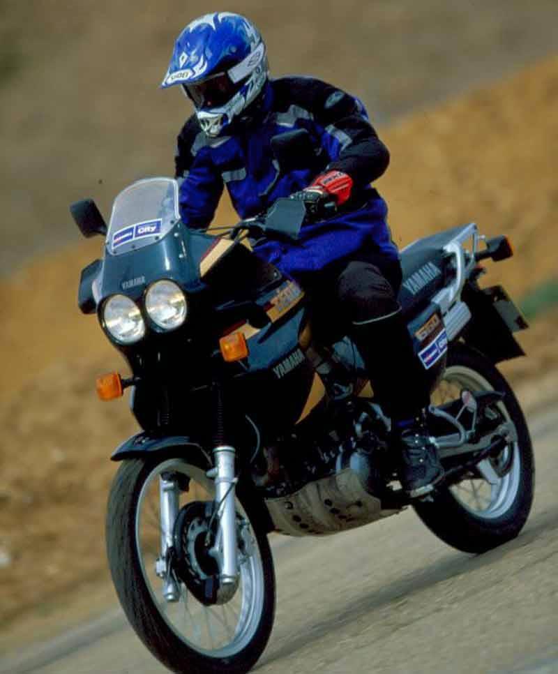 Yamaha Xtz  Review