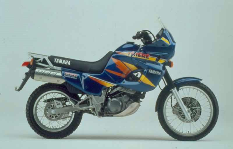 Yamaha xtz660 1991 1999 review mcn for Yamaha clp 120 specification