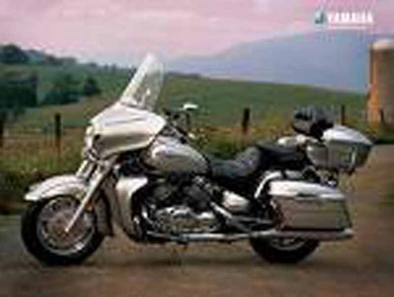 YAMAHA XVZ1300 ROYAL STAR (1996-2001) Review
