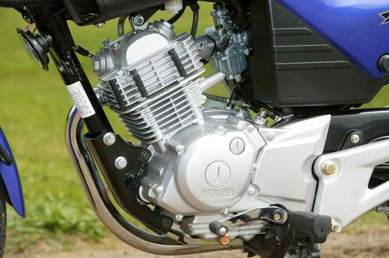 YAMAHA YBR125 (2005-on) Review | Speed, Specs & Prices | MCN