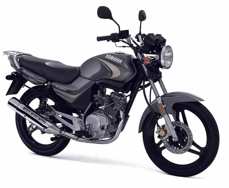 yamaha ybr125 2005 on review mcn. Black Bedroom Furniture Sets. Home Design Ideas