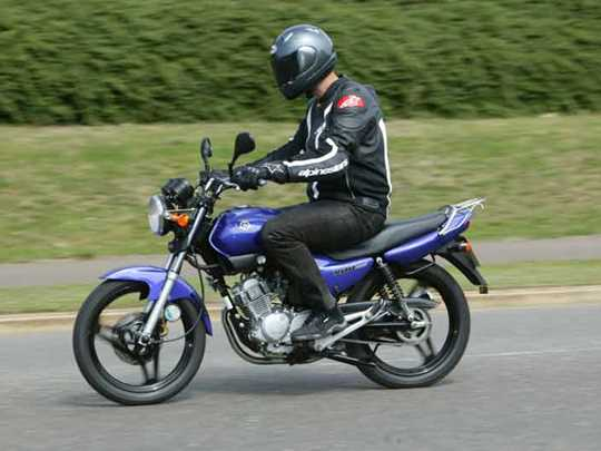 YAMAHA YBR125  (2005-on)