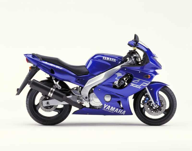 yzf600r0101 yamaha yzf600 thundercat (1996 2003) motorcycle review mcn