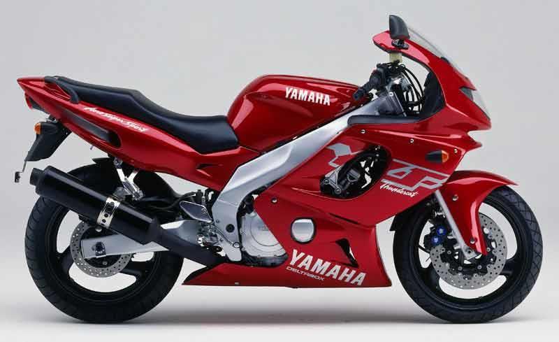 Yamaha Thundercat Review