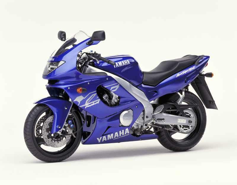 Yamaha Thundercat Blue