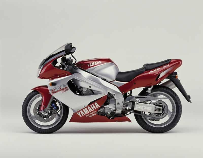 Yamaha Yzf 1000 R >> Yamaha Yzf1000 Thunderace 1996 2003 Review
