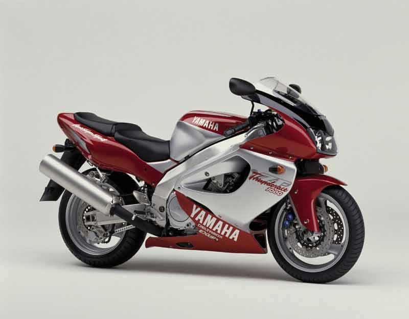 Yamaha Yzf 1000 R >> Yamaha Yzf1000 Thunderace 1996 2003 Review Mcn