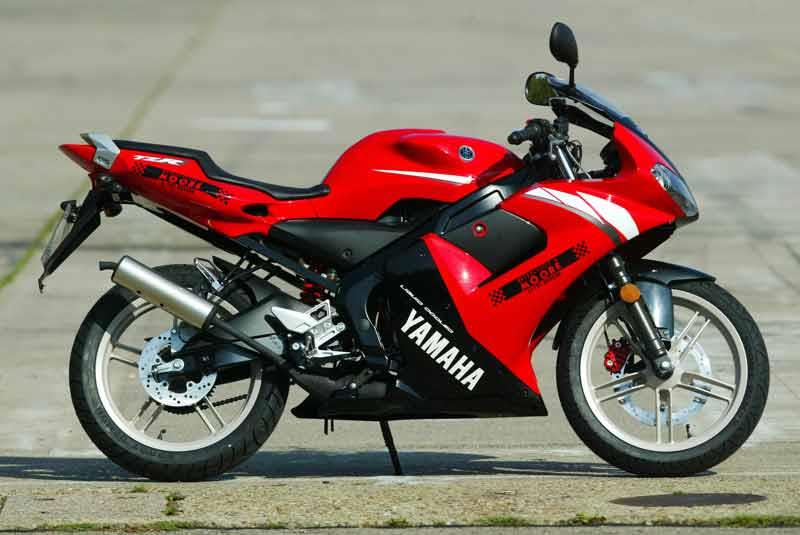 yamaha tzr50 2003 2004 review speed specs prices mcn. Black Bedroom Furniture Sets. Home Design Ideas