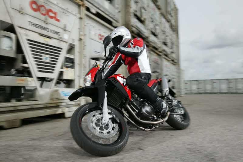 Yamaha Xt660r 2004 On Review Mcn