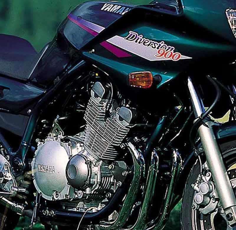 1995-2003 Stainless Steel Engine Bolt kit  Yamaha XJ 900 S Diversion