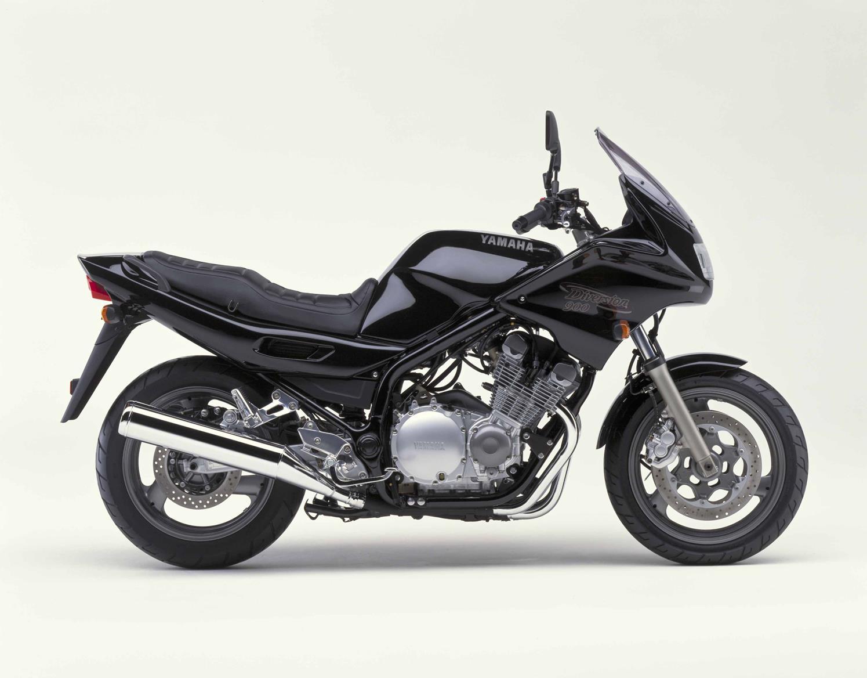 Custom Yamaha Diversion