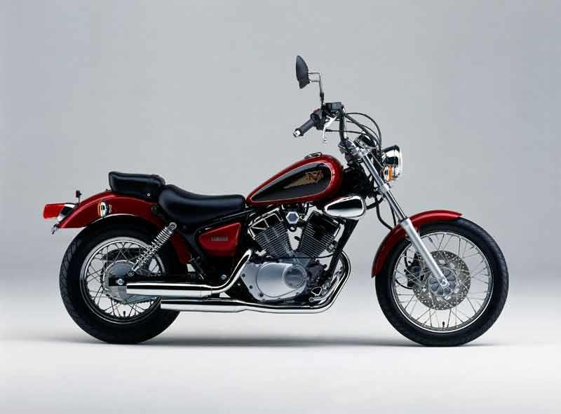 Yamaha Virago Review Mcn