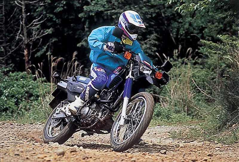 Yamaha Xt600  1990