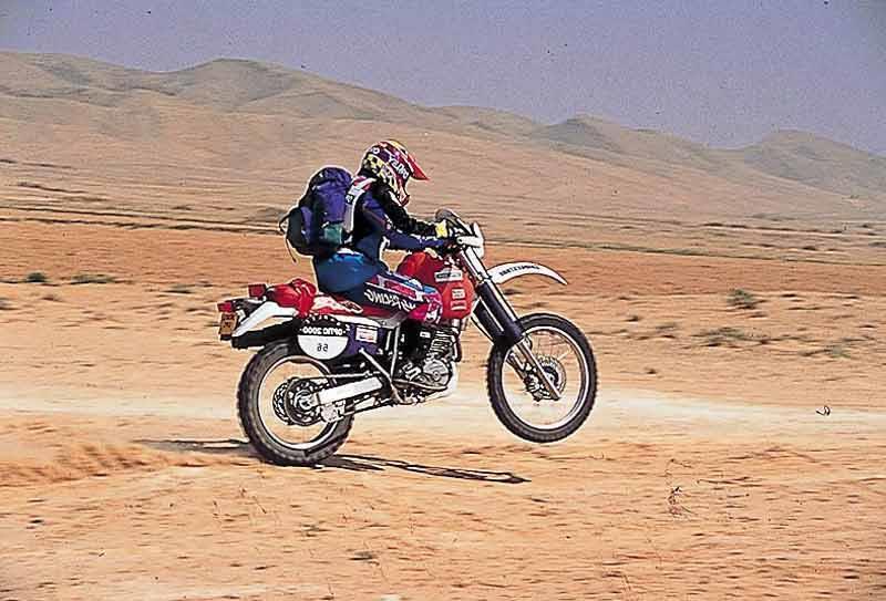 yamaha xt600 1990 2004 review mcn rh motorcyclenews com Yamaha XT600 Custom 1990 Yamaha Xt600 Custom