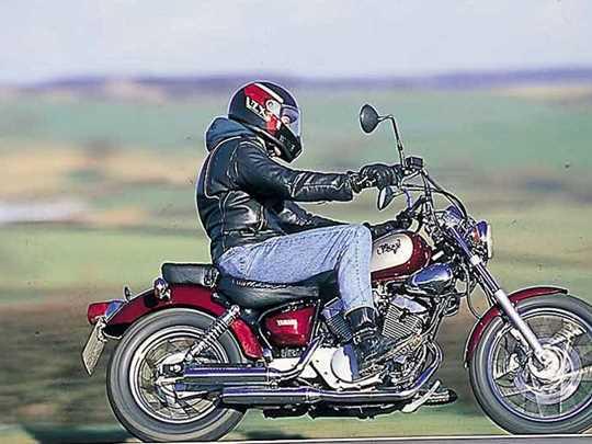 YAMAHA XV535 VIRAGO  (1988-2004)