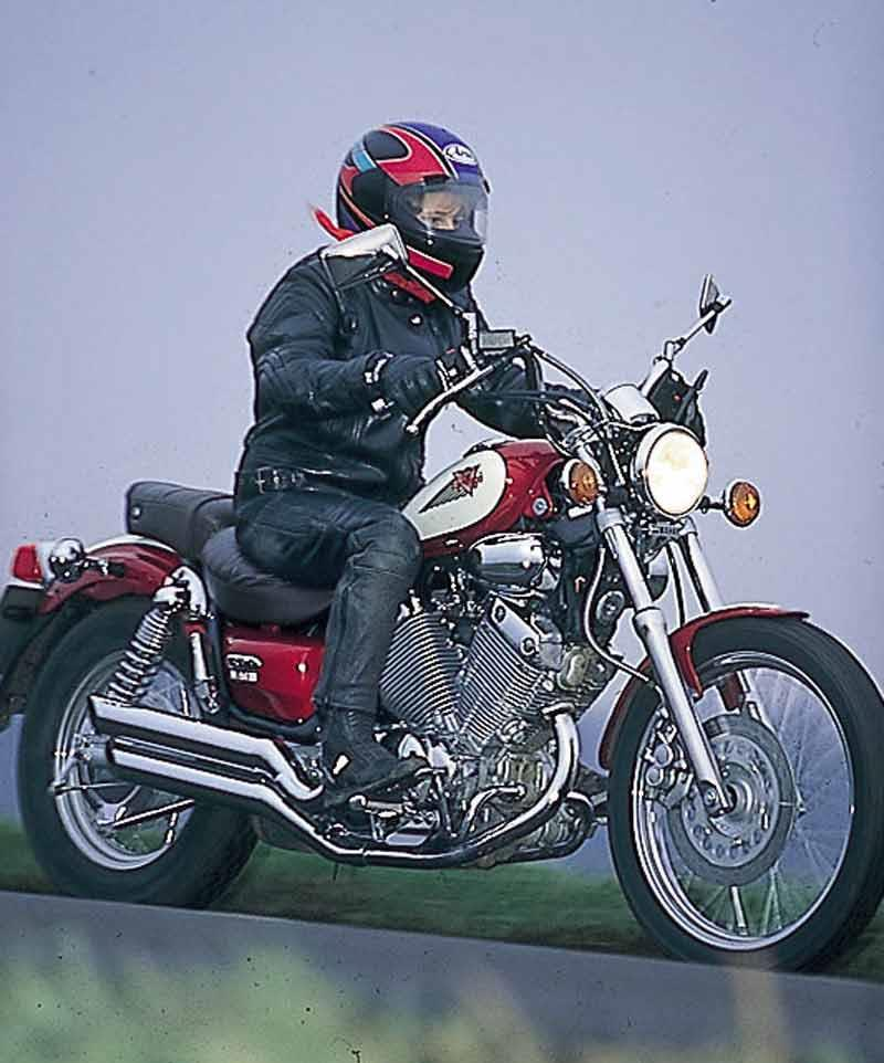 YAMAHA XV535 VIRAGO (1988-2004) Review, Specs & Prices | MCN