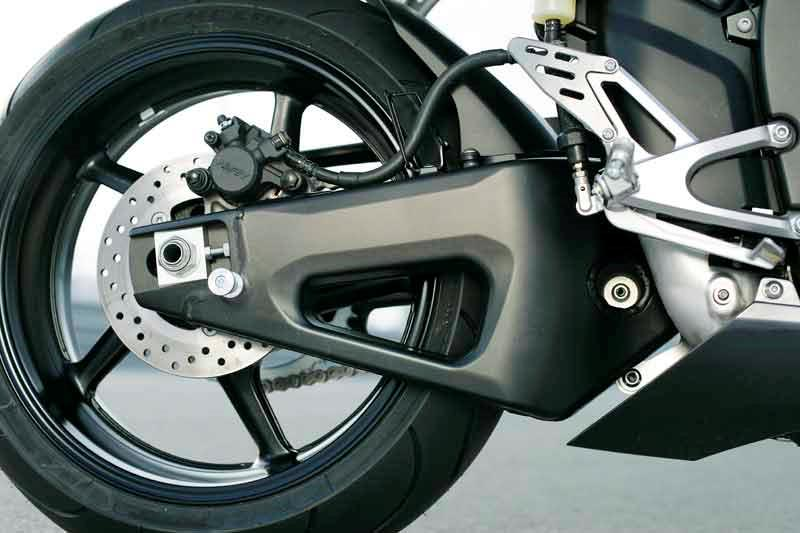 Swingarm Angle On Yamaha R
