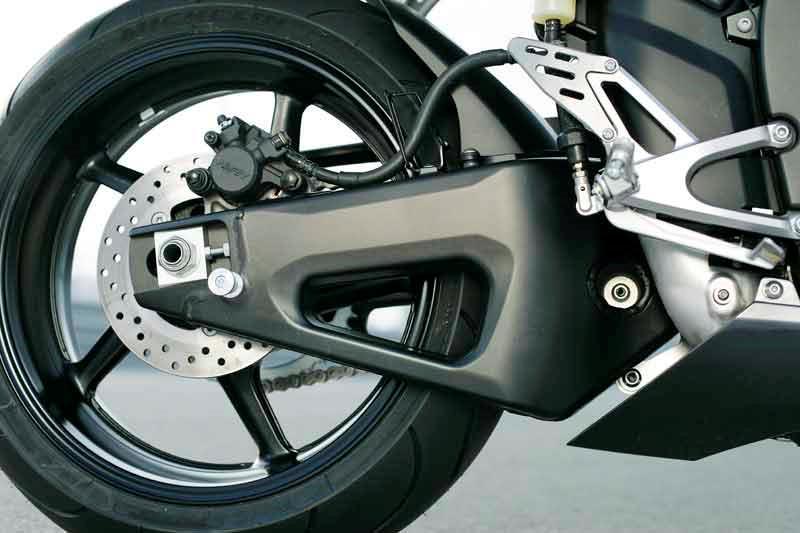 Swingarm Angle On Yamaha R