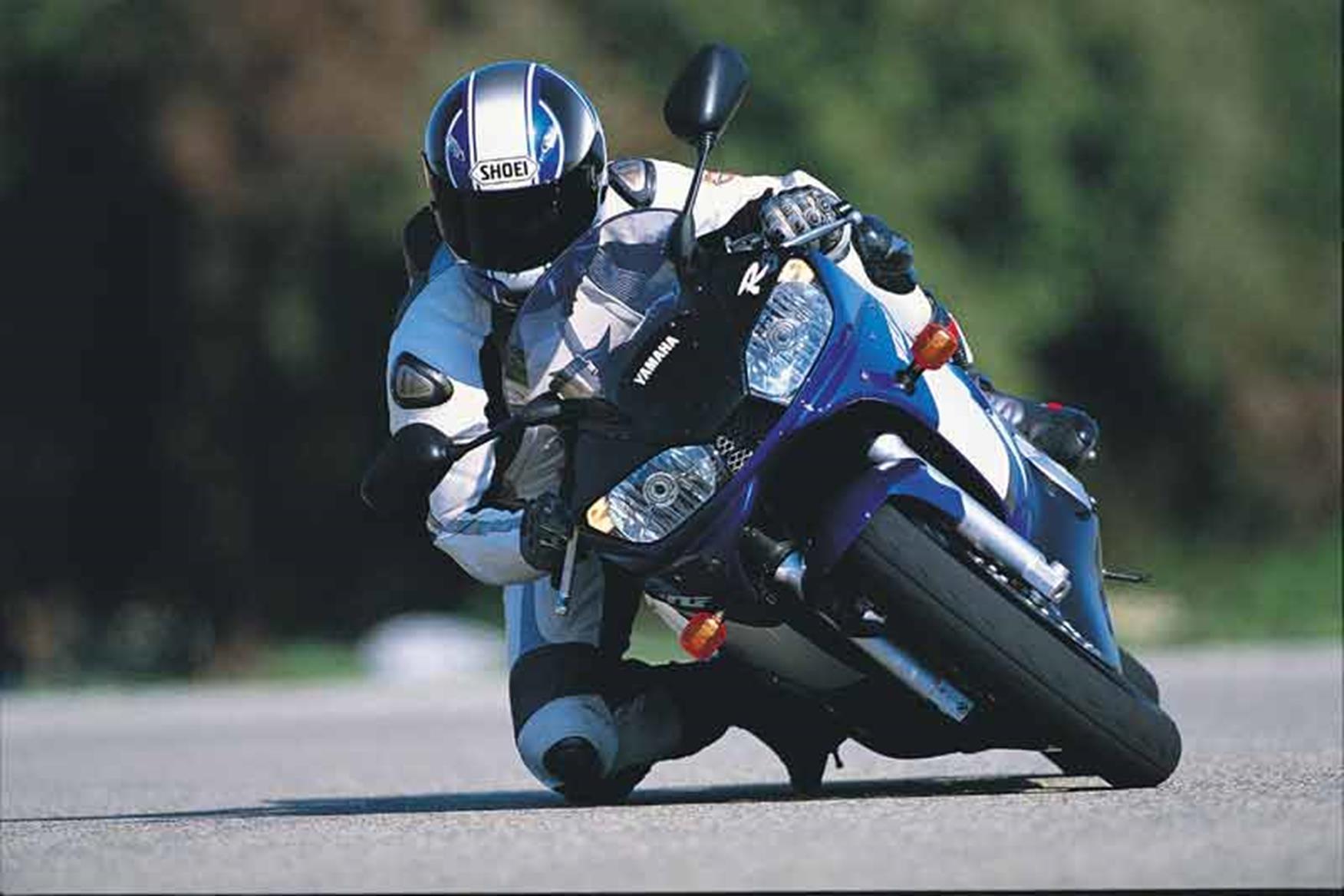 YAMAHA R6 1998-2002 Race Fairing Bracket