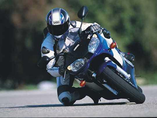 YAMAHA R6  (1998-2003)