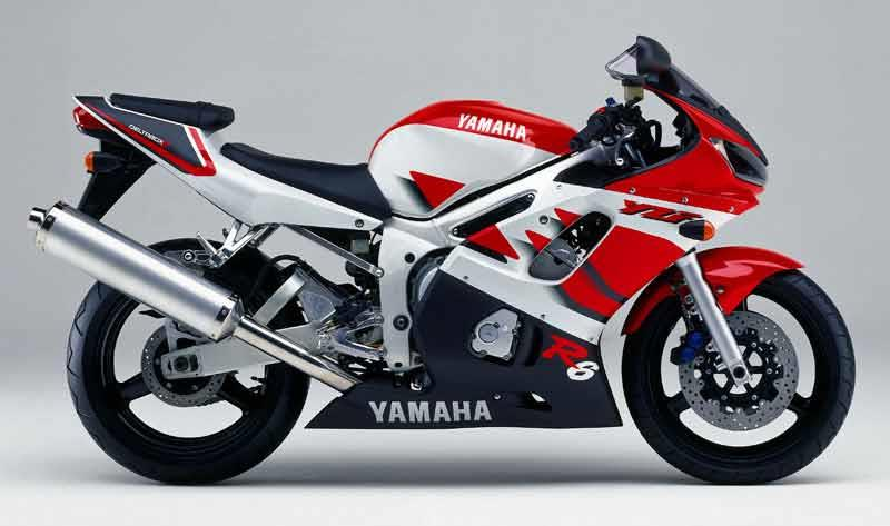 yamaha r6 2002