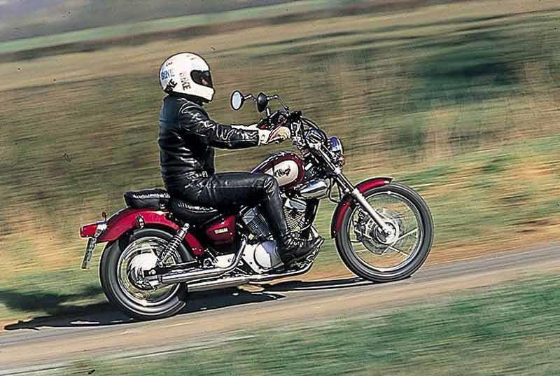 Yamaha Xv250 Virago 1995 2001 Review Specs Amp Prices Mcn