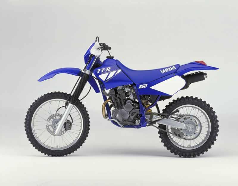 Yamaha TTR250 2002 2003 2004 2005 2006 2007 2008 2009 Speedo Cable