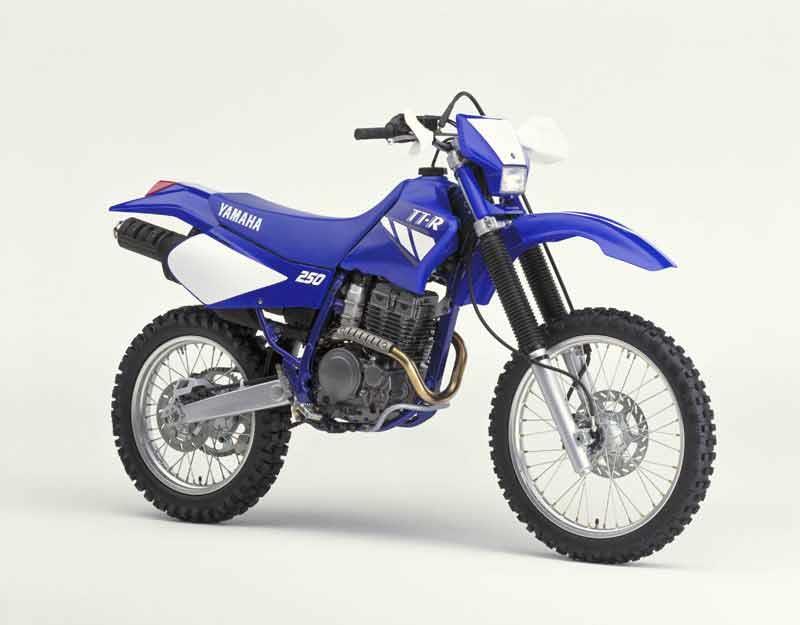 Yamaha Ttr  Raid Review