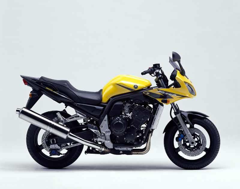 Yamaha Fzs1000 Fazer 2000 2005 Review Mcn