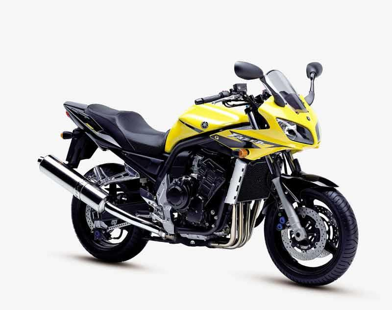 yamaha fzs1000 fazer 2000 2005 review specs prices mcn. Black Bedroom Furniture Sets. Home Design Ideas