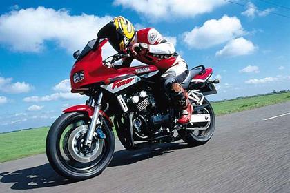 Motorcycle t shirts Yamaha FZS600S Fazer 1999  biker shirts various colours