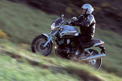 Yamaha BT1100 Bulldog motorcycle review - Riding