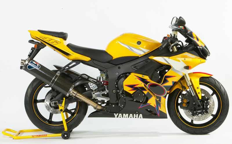 YAMAHA R6 (2004-2005) Review | MCN