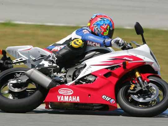 YAMAHA R6  (2006-2007)