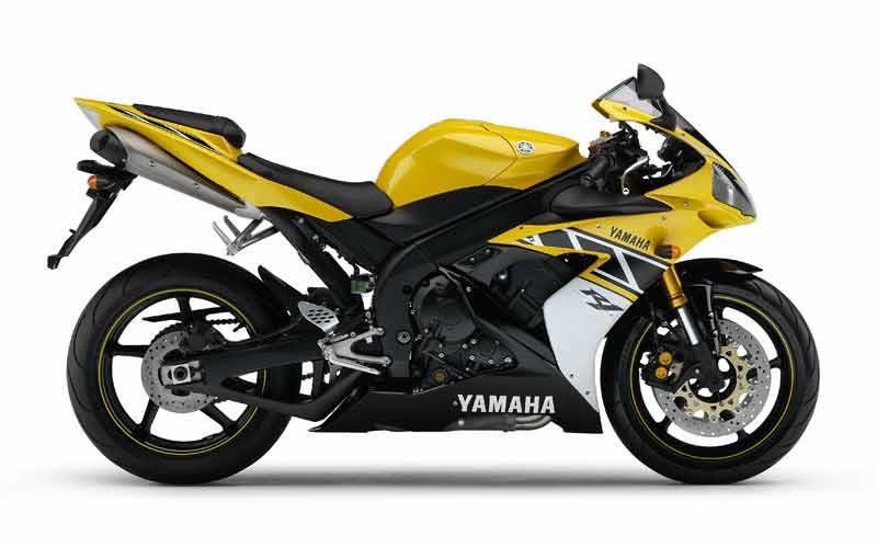 Yamaha R Review Mcn