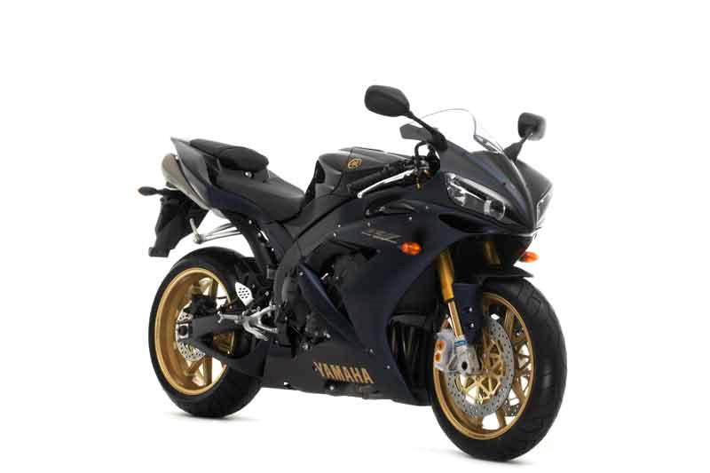 ... Yamaha YZF R1 Motorcycle Review   Front View ...