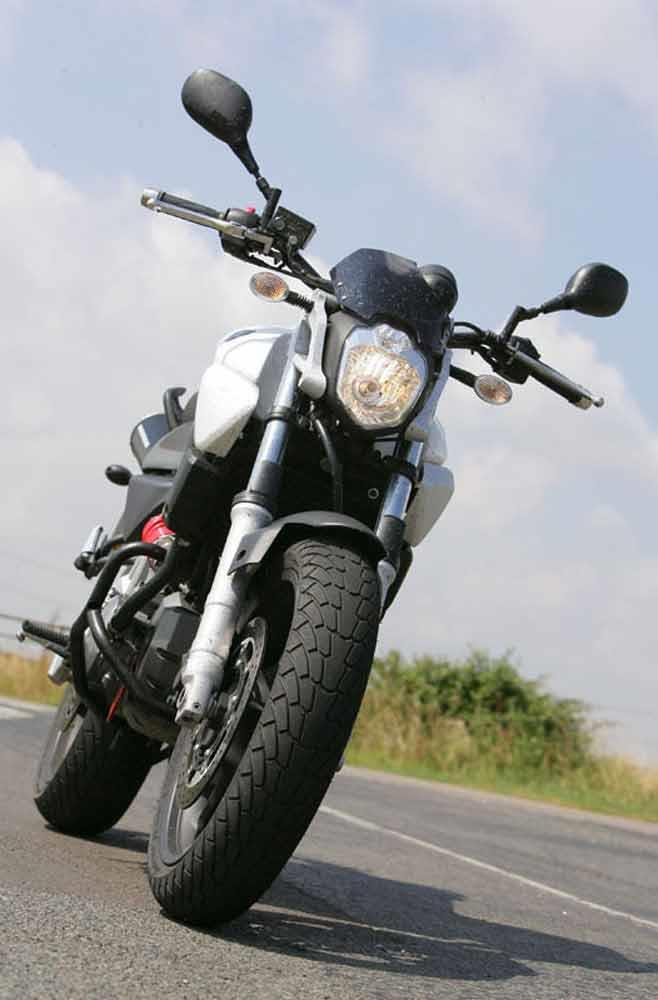 Yamaha Mt 03 2006 On Review Mcn