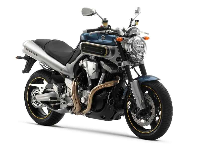 Yamaha mt 01 2005 on review mcn for Yamaha clp 120 specification