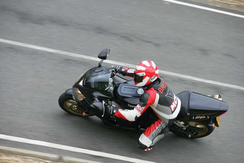 kawasaki zx-12r motorcycle review - riding