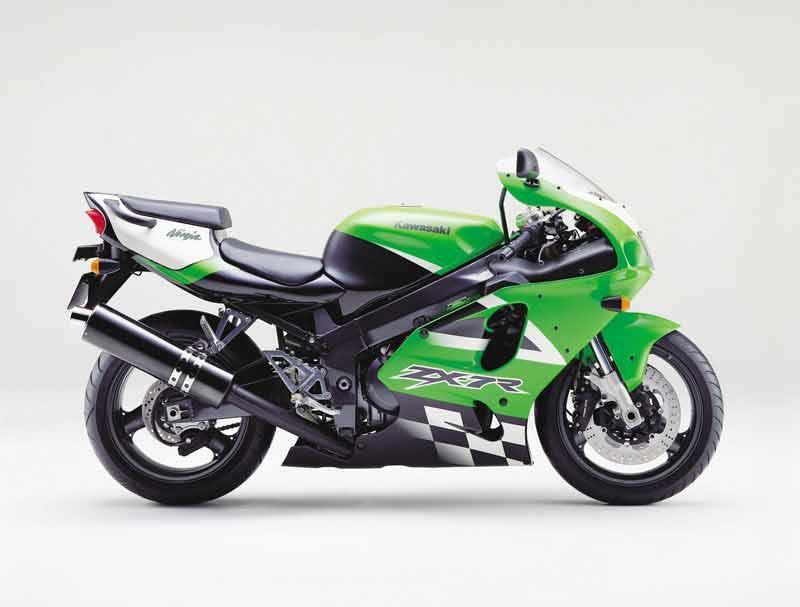 Kawasaki Ninja Zx R How Much Cc