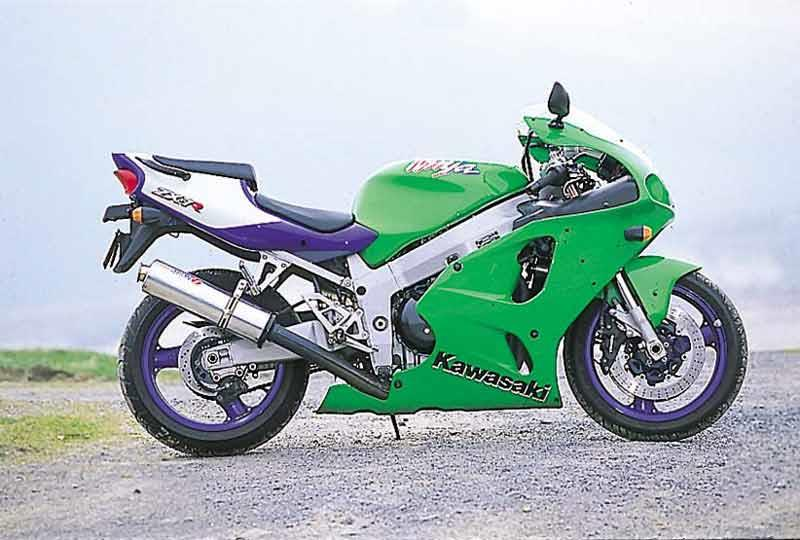 Kawasaki Zx 7r 1996 2003 Review Speed Specs Prices Mcn