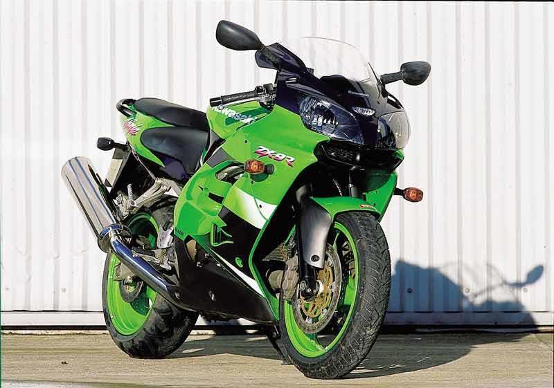 Kawasaki Zx 9r 1994 2002 Review Mcn