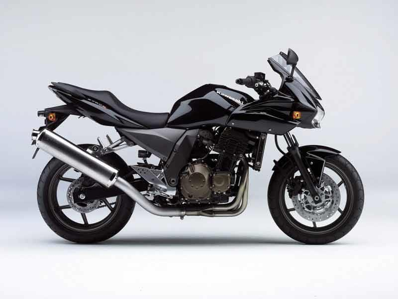 Kawasaki Z750 Motorcycle Review