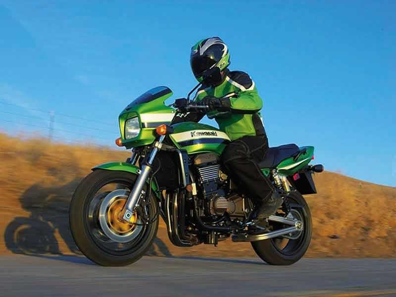 Kawasaki Zrx1200 2001 2007 Review Mcn