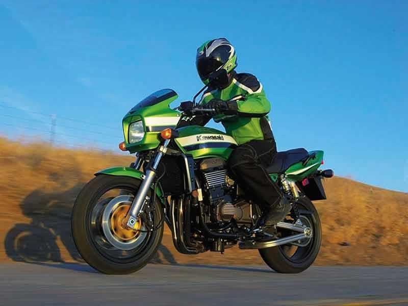 Kawasaki Zrx1200 2001 2007 Review Mcn