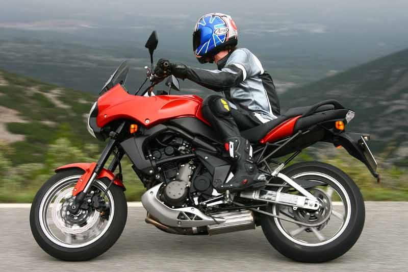 Kawasaki Versys 650 2006 2009 Review Mcn
