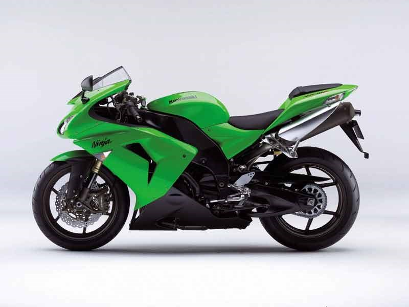 KAWASAKI ZX-10R (2006-2007) Review | Specs & Prices | MCN
