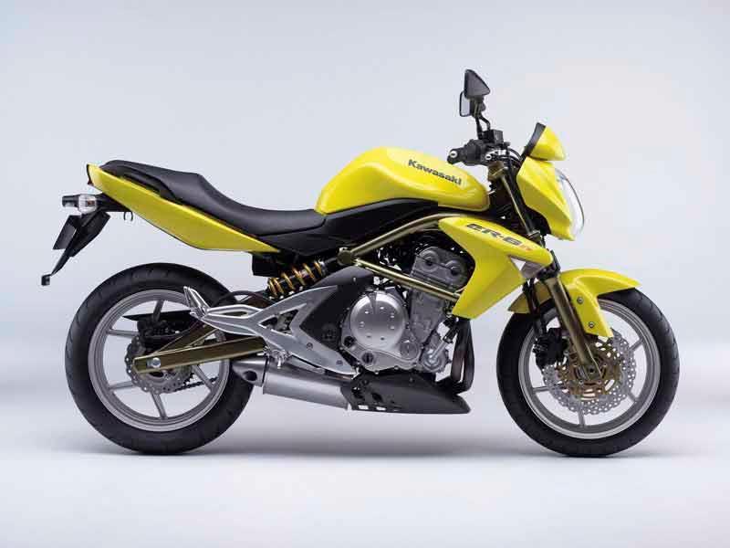 Kawasaki Ern Mpg
